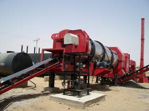asphalt drum mix plant - Road equipment machine manufacture