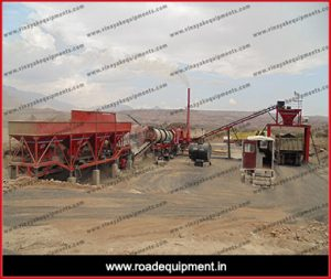 road equipment Supplier,asphalt drum mixing plant in Nepal