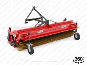 Hydraulic road sweeping machine manufacturers in Ahmedabad,Gujarat