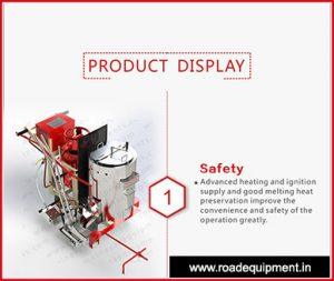 road equipment Exporter,Bitumen pressure distributors in Gujarat