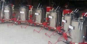 Thermoplastic line making machine manufacturers in Gujarat