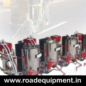Manual Thermoplastic Road Marking Machine exporter Pokhara