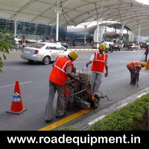 road marking Machibe India