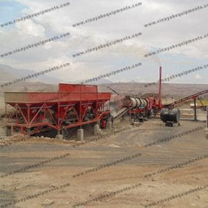 Asphalt Mixing Plant - asphalt batch mix plant manufacturer in gujarat, India