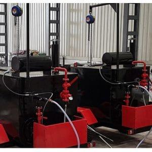 Bitumen-Emulsion-Sprayers
