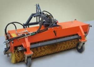 Hydraulic Road Broomer Machine - broomer machine in India