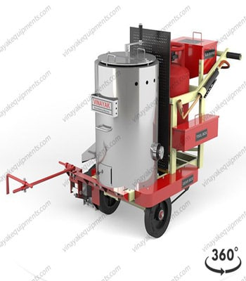semi automatic road marking machine - automatic road marking machine price in india
