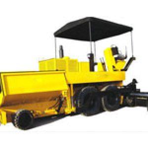 road equipment - asphalt paver finisher machine India manufacture