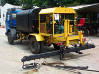 road equipment Supplier,bitumen pressure distributors