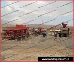 road equipment Exporter,asphalt drum mix plant machine in USA