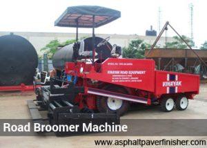 Road broomer machine road equipment in Ahmedabad,Gujarat