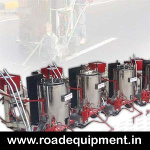 Manual thermoplastic road marking machine suppliers in mumbai