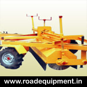 road sweeping machine,hydraulic road sweeping machine manufacture in Ahmedabad,Gujarat