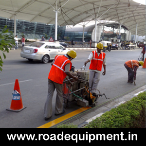 road marking machine suppliers,road line marking machine manufacturers in Ahmedabad,Gujarat