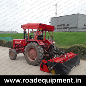 road sweeping machine for road construction manufacturers in Gujarat