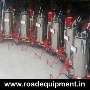 Thermoplastic Road Marking Machine exporetr Mozambique