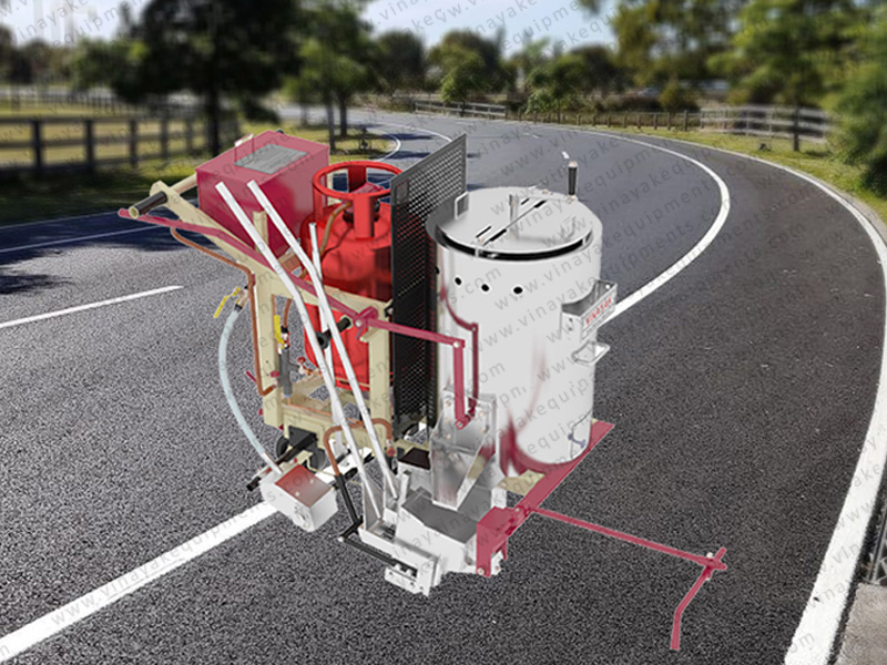 Road Marking Machine India