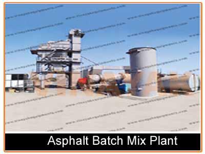 asphalt batch mix plant manufacturer ahmedabad, gujarat