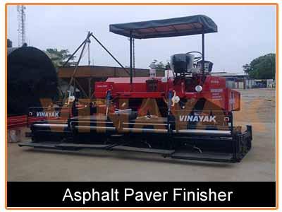 Asphalt Paver Finisher Machine Price