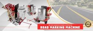 road making machine - road marking machine manufacturer in India