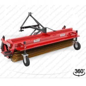 Road-Sweeper-Machine