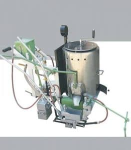 Semi automatic road marking machine -automatic road marking machine manufacturer