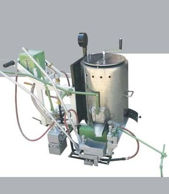 Semi automatic road marking machine -automatic road marking machine manufacturer